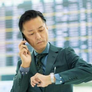 スマートフォンでの通話 イメージ